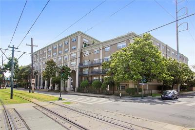 New Orleans Multi Family Home For Sale: 1750 St Charles Avenue #631