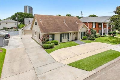 Single Family Home For Sale: 3904 Clifford Drive