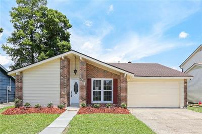 Single Family Home For Sale: 2513 W Catawba Drive