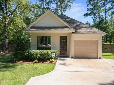 Madisonville Single Family Home For Sale: 69 Alice Street