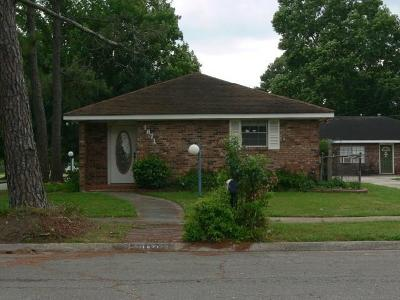 Single Family Home For Sale: 1871 Mercedes Boulevard