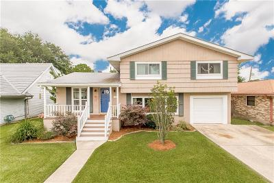 Single Family Home For Sale: 6405 Boutall Street