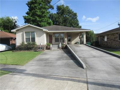 Metairie Single Family Home For Sale: 4740 Newlands Street