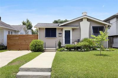 New Orleans Single Family Home For Sale: 4628 Painters Street