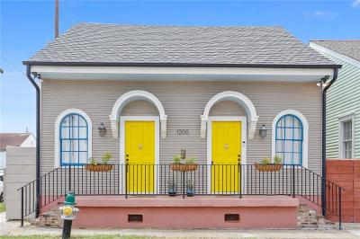 New Orleans Single Family Home For Sale: 1202 Pauline Street