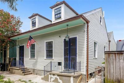 New Orleans Single Family Home For Sale: 813 Lesseps Street