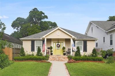 Single Family Home For Sale: 6020 Colbert Street