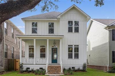 New Orleans Single Family Home For Sale: 6126 Memphis Street