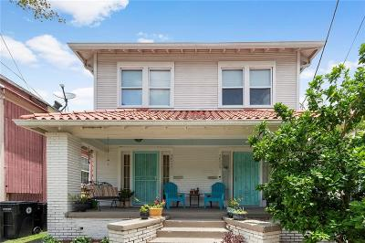 New Orleans Multi Family Home For Sale: 3509 Palmyra Street