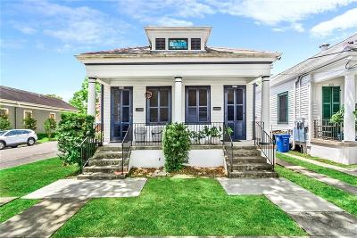 Multi Family Home For Sale: 4300 Bienville Street