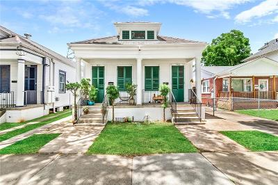 Multi Family Home For Sale: 4304 Bienville Street
