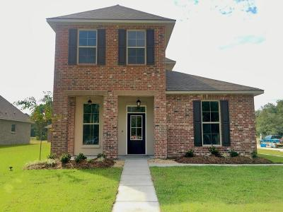 Madisonville Single Family Home For Sale: 800 Jackson Court