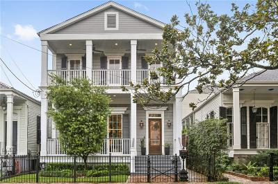 New Orleans Single Family Home For Sale: 1125 Delachaise Street