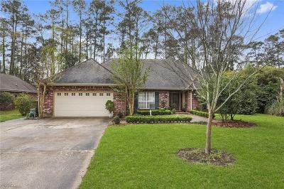 Single Family Home For Sale: 128 Acadian Lane