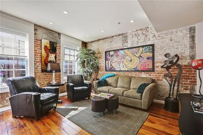 New Orleans Multi Family Home For Sale: 223 N Peters Street #3B