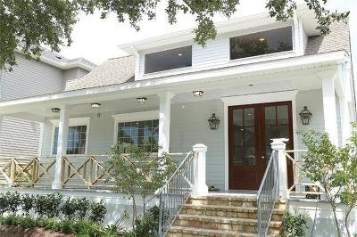 New Orleans Multi Family Home For Sale: 6601 Canal Boulevard
