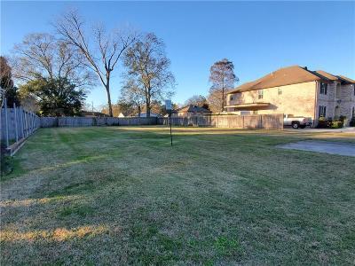 River Ridge, Harahan Residential Lots & Land For Sale: 210 Stewart Avenue