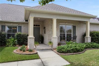 Marrero Single Family Home For Sale: 2720 Acadiana Trace