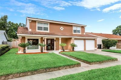 Harvey Single Family Home For Sale: 2639 Oakmere Drive