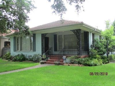 Single Family Home For Sale: 5834 Canal Boulevard