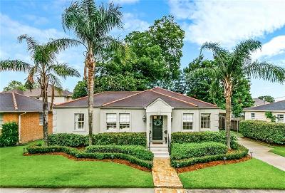 Metairie Single Family Home For Sale: 107 Melody Drive