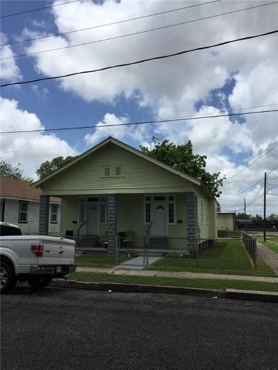 Gretna Multi Family Home For Sale: 401/403 Monroe Street