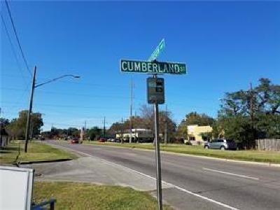 River Ridge, Harahan Residential Lots & Land For Sale: 129 Cumberland Street