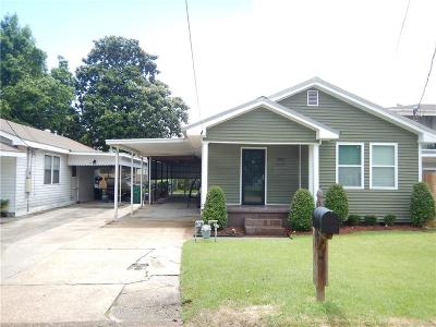 Marrero Single Family Home For Sale: 1306 Allo Avenue