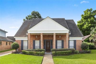 New Orleans Single Family Home For Sale: 38 Grand Canyon Drive