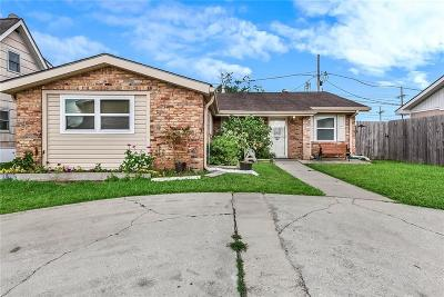 Metairie Single Family Home For Sale: 2108 Frankel Avenue