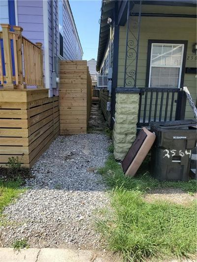 New Orleans Multi Family Home For Sale: 2567 Peace Street