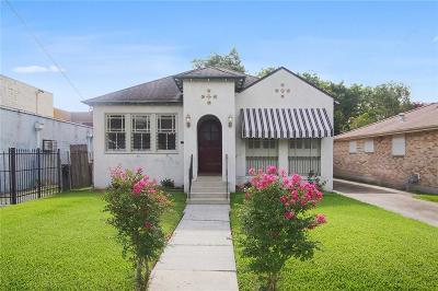 Single Family Home For Sale: 3027 Paris Avenue
