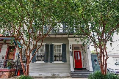 New Orleans Townhouse For Sale: 2011 N Rampart Street
