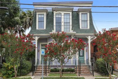 New Orleans Multi Family Home For Sale: 4209 Prytania Street