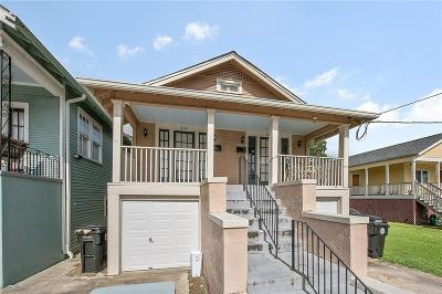 New Orleans Multi Family Home For Sale: 3112-14 General Taylor Street
