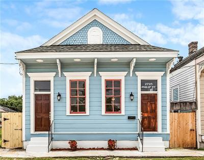Single Family Home For Sale: 2725 Philip Street