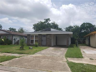 New Orleans Single Family Home For Sale: 7584 Avon Park Boulevard