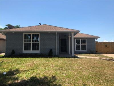 New Orleans Single Family Home For Sale: 7354 Martin Drive