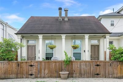 New Orleans Multi Family Home For Sale: 4858 Annunciation Street #1