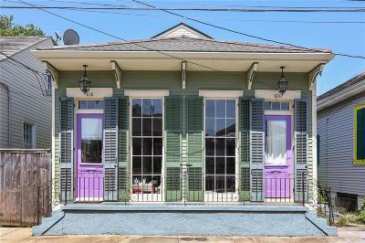 Multi Family Home For Sale: 818 St Roch Avenue