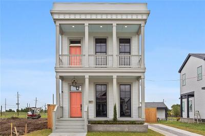 New Orleans Single Family Home For Sale: 110 Hubbell Road West Road