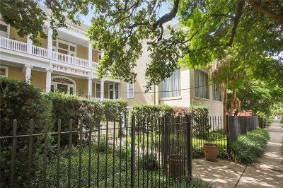 New Orleans Multi Family Home For Sale: 625 Pine Street #4