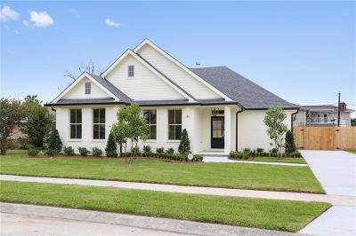 Arabi Single Family Home For Sale: 6 Carolyn Court