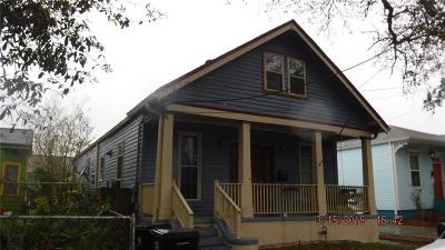 New Orleans Single Family Home For Sale: 1204 Poland Avenue