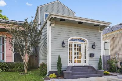 New Orleans Single Family Home For Sale: 2305 Iberville Street