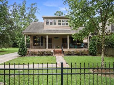 Covington Single Family Home For Sale