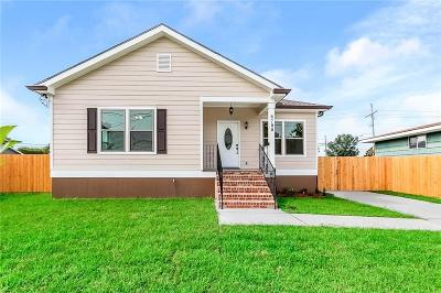 Single Family Home For Sale: 8700 Westgate Street