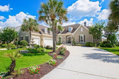 Slidell Single Family Home For Sale: 166 Islander Drive