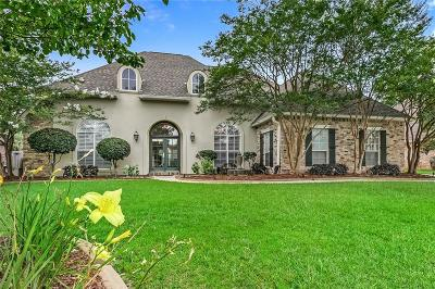 Mandeville LA Single Family Home For Sale: $565,000