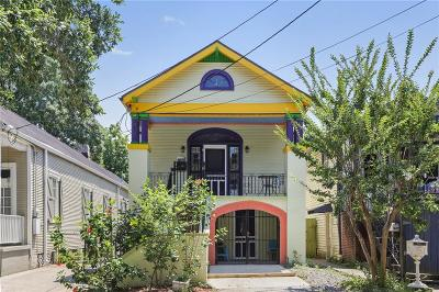 Single Family Home For Sale: 3918 Banks Street